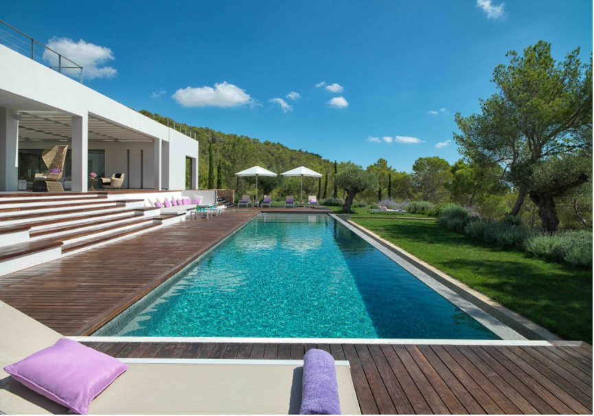 Amazing modern Villa for sale near to Ibiza Km6
