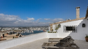 Palace in Dalt Vila dating from the sixteenth century
