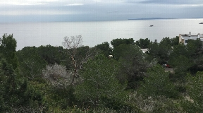 4 plots for sale with amzing views in Roca Lisa
