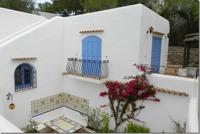 House for sale in Cala Salada with sunset views