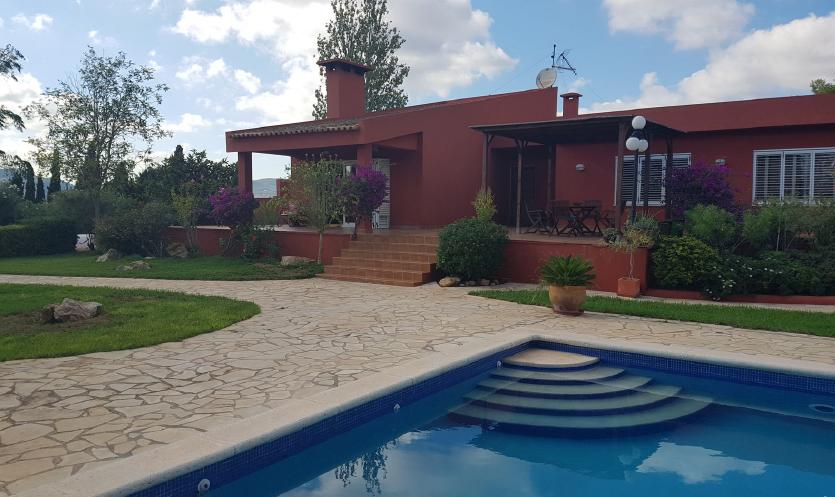Great house in Jesus Ibiza for sale
