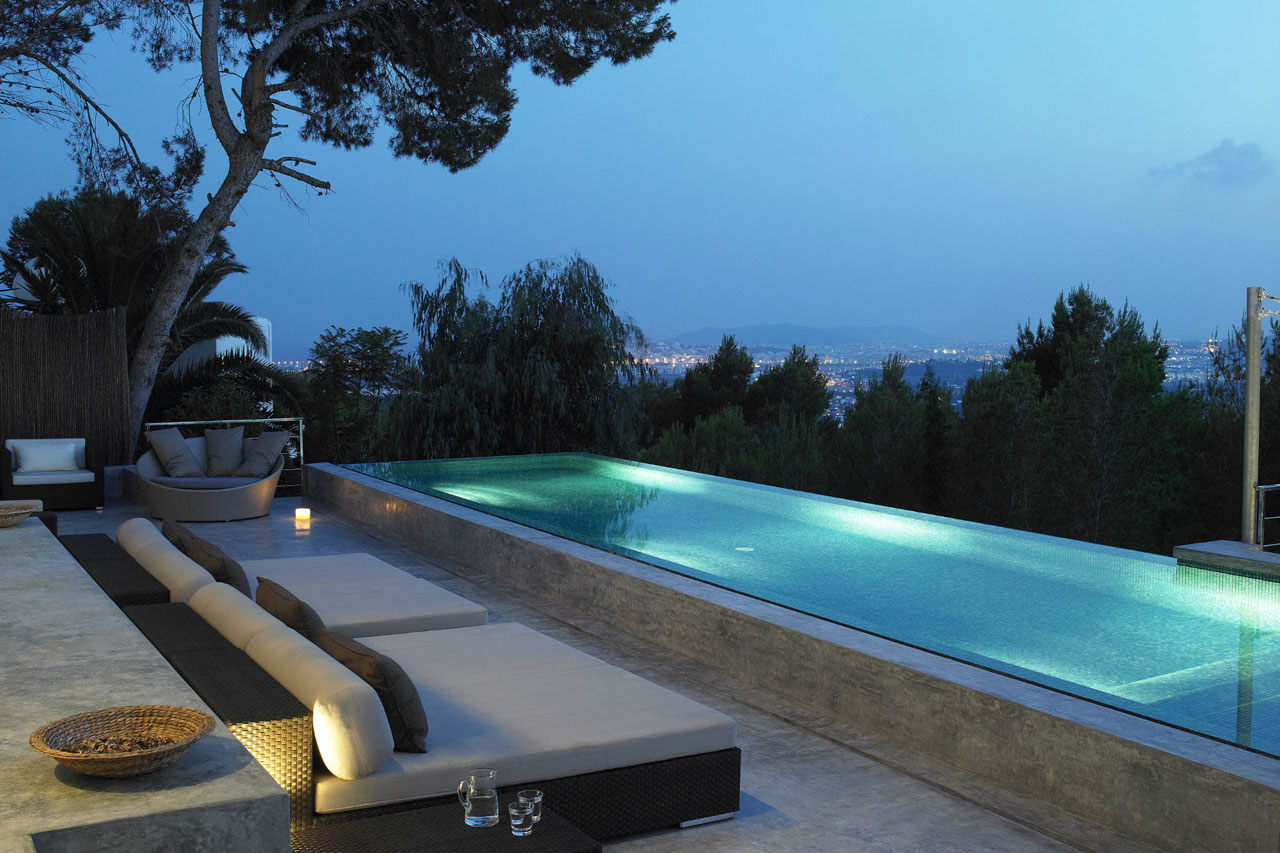 Luxury villa in Can Furnet with amazing views