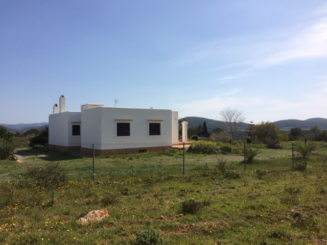Beautiful finca with large plot in San Mateo