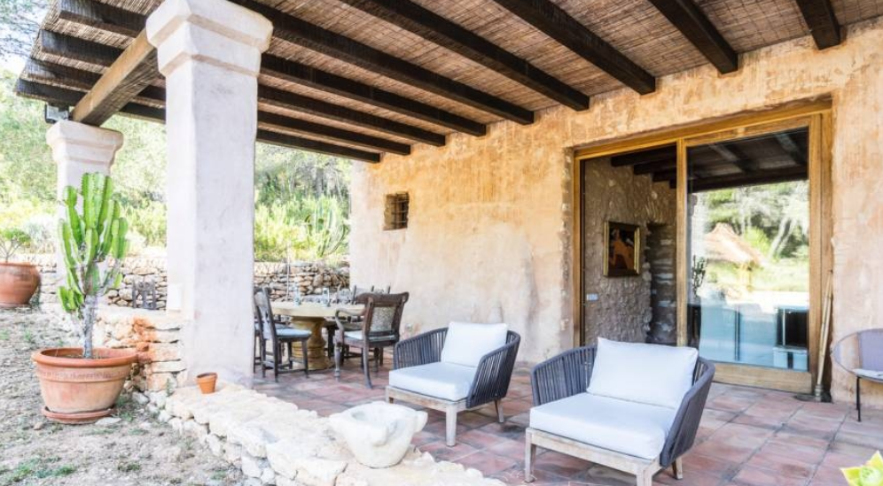 One of the finest fincas on Ibiza in San Gertrudis