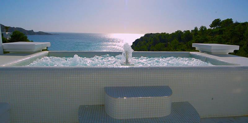 Luxury Villa in Ibiza Cala Jondal for sale