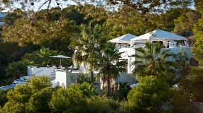 Luxury Villa in Ibiza Cala Jondal for sale
