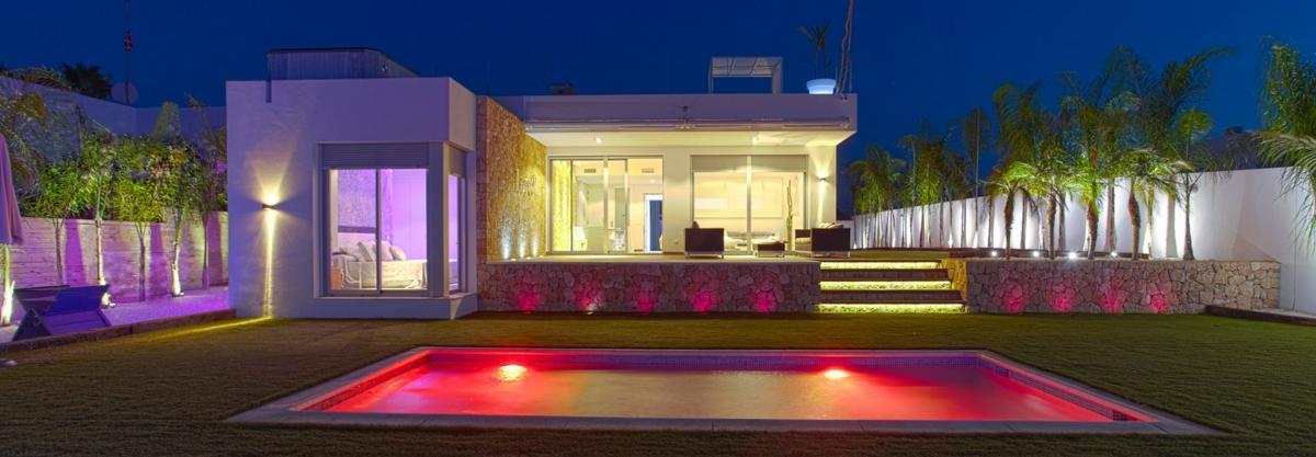 Magnificent villa in Port des Torrent Ibiza
