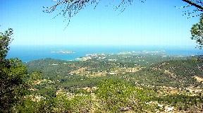 Urban plot in Val Verde Ibiza for sale