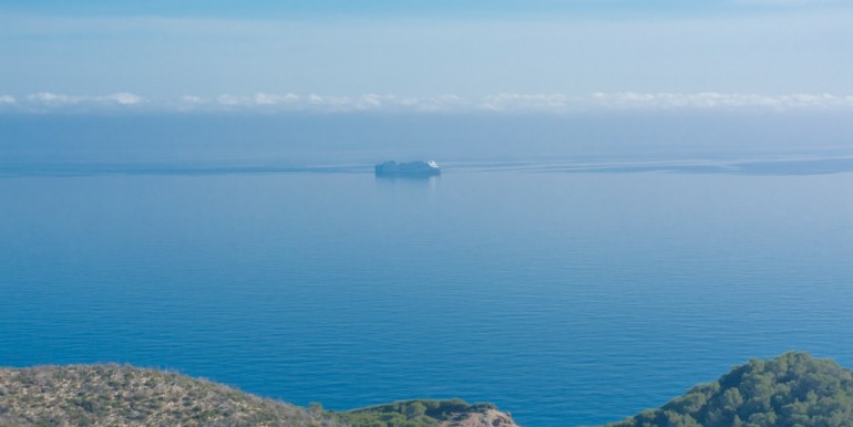 Plot in ibiza roca llisa with amazing views for sale - Residence de standing saota roca llisa ...