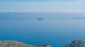 Plot in Ibiza Roca Llisa with amazing views for sale