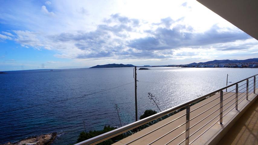 Apartment in Ibiza Dalt Villa front line to the Sea