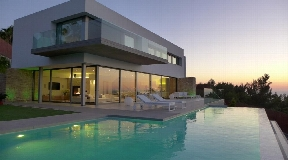 Luxury Villa for sale in Cala Moli with fantastic views