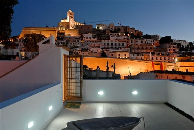 New renovated old town house in Sa Penya in Ibiza