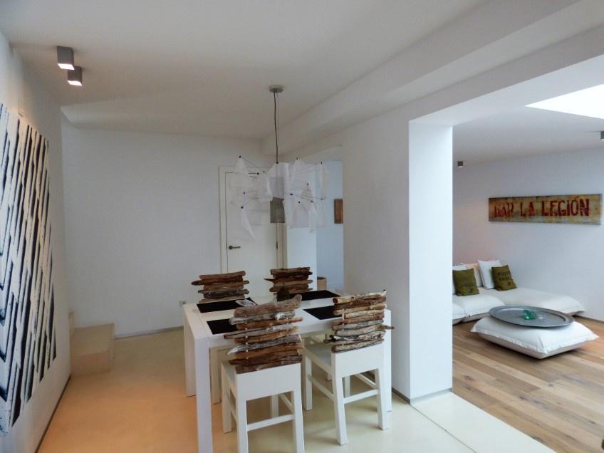 New renovated old town house in Sa Penya in Ibiza