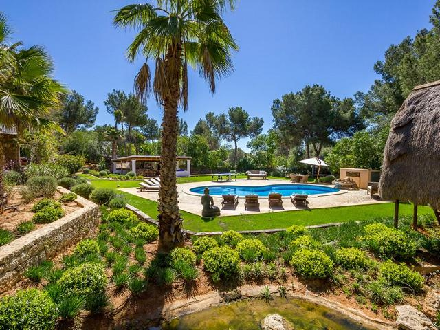 Unique finca for sale in Cala Jondal Ibiza