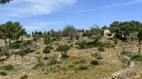 Finca ibicenca located in rural area between Jesus for sale