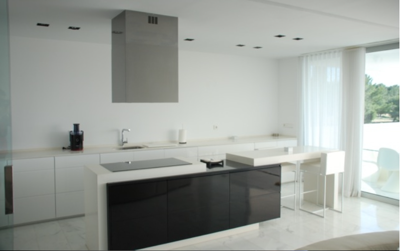 Luxury 4 bed room apartment in Es Pouet