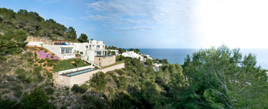 Luxury Villa in Roca Lisa with best views