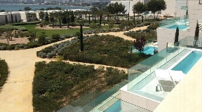 Luxury penthouse in Es Pouet with 4 bedroom