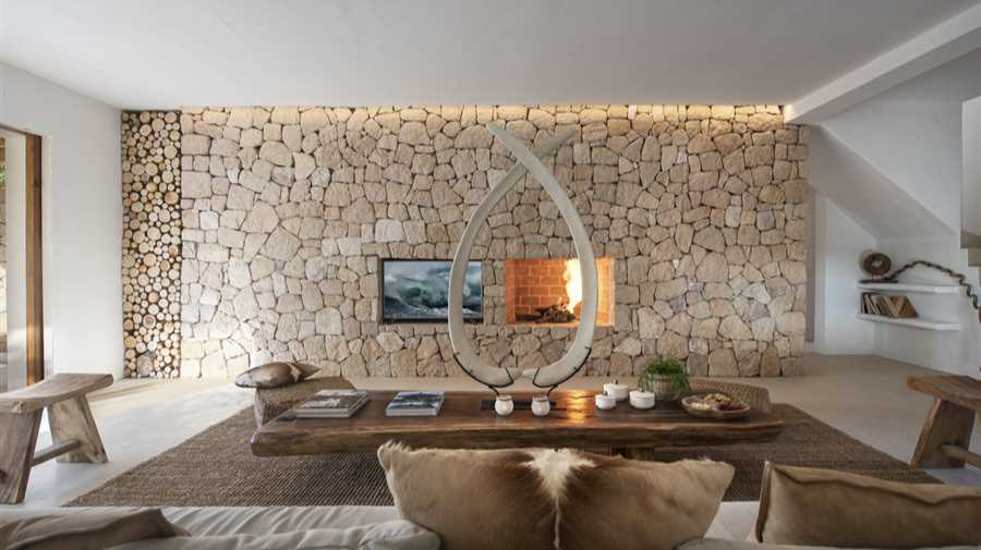 Renovated villa in mediteranean style on Ibiza