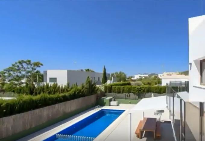 Amazing Villa in near to Ibiza Town