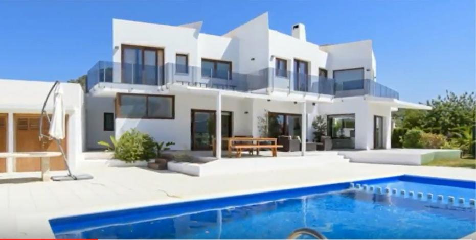 Amazing Villa in near to Ibiza Town