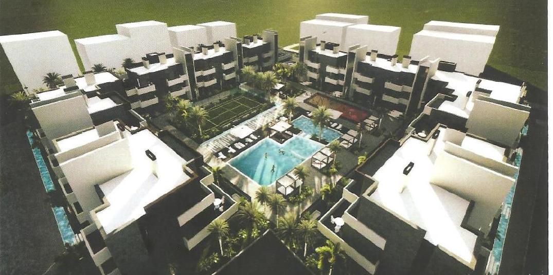 Urban plot for Hotel in Santa Eulalia