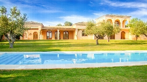 Exclusive property on a more than 24.000m2 plot near Ibiza town