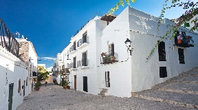 Townhouse in Ibiza Dalt Villa for sale
