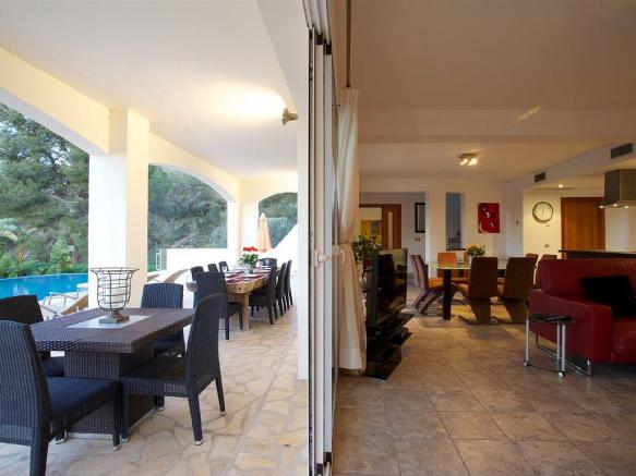 High quality property for sale in Santa Eulalia