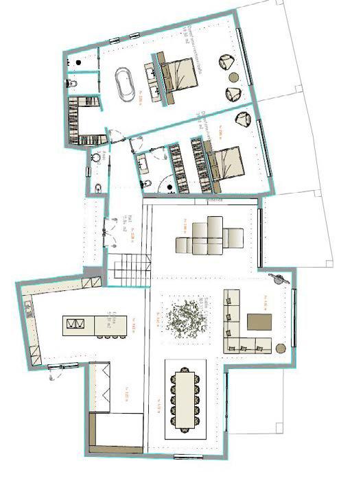 Dream Mansion in Cala Jondal on Ibiza