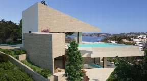 Three Houses for sale in Cala Moli - Sant Josep de Sa Talaia