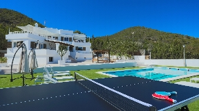 Exclusive Villa in Sa Carroca on Ibiza with amazing views