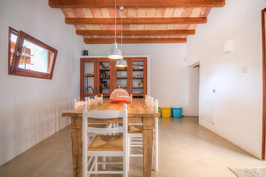 Charming Finca near Villa in Sa Caleta near to the beach