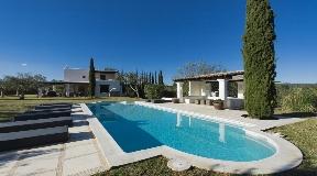 Ibiza country house near San Lorenzo