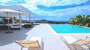Villa for sale in urbanisation Vista Alegre in Ibiza