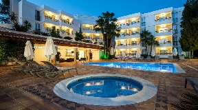 Hotel de 4 star in area Santa Eulalia