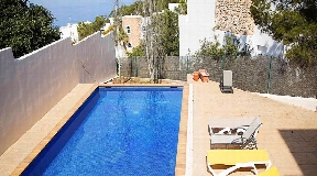 Terraced chalet for sale in Cala Vedella