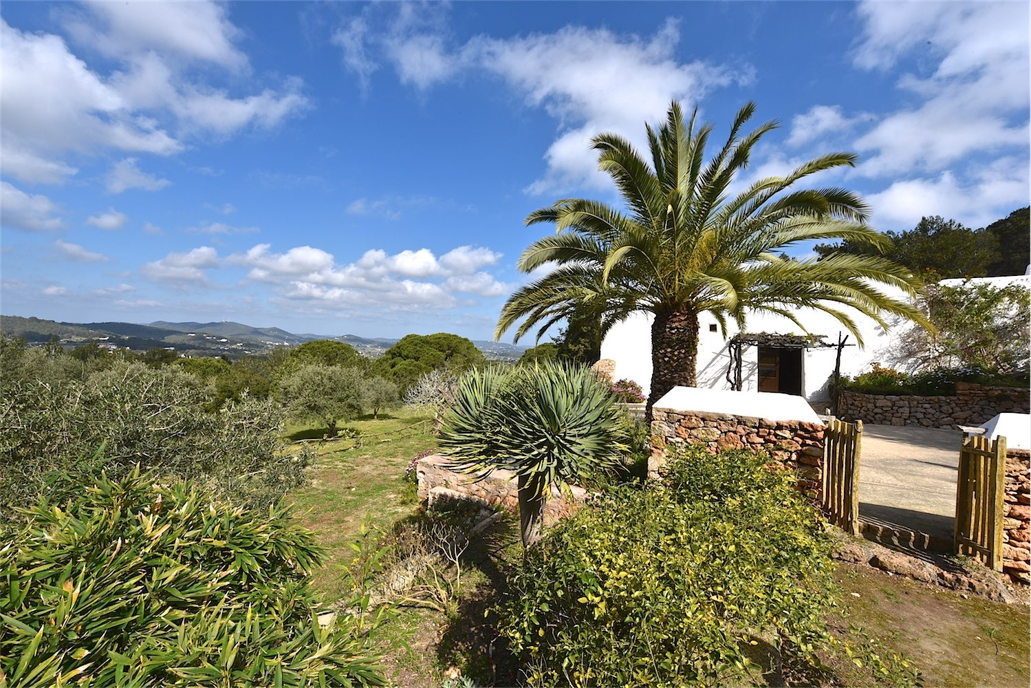 Rare finca in rural location in Ibiza