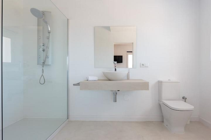 Minimalistic style  house for sale in close to Santa Eulalia