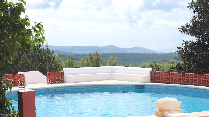 Old House for sale in Santa Gertrudis with nice views