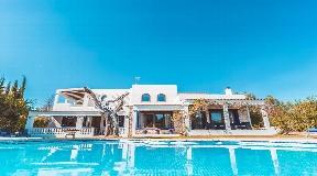 Beautiful large villa in Puig the Valls Ibiza