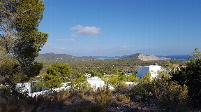 Plot on the hill from Vista Alegre with 1660 m2