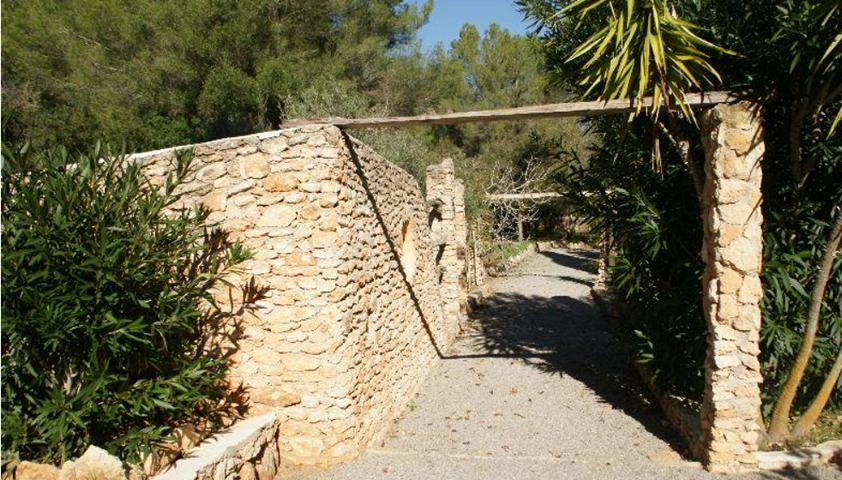Unique opportunity to acquire a traditional Ibizan house