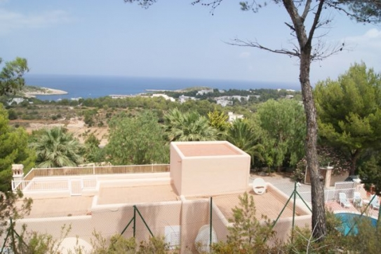 Two houses for sale in Portinax with toristic licence
