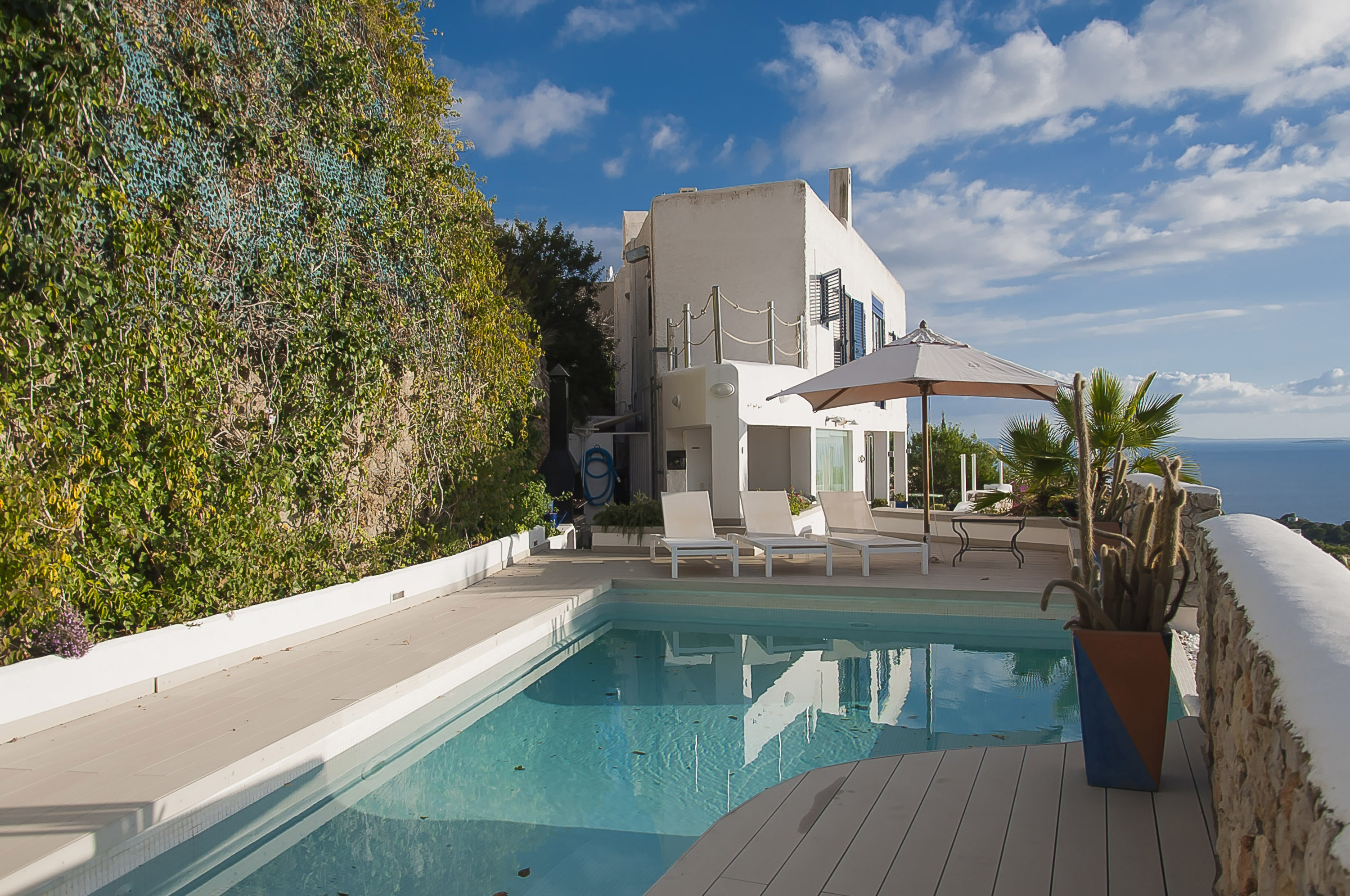Mediterranean villa in best location of Ibiza with best views