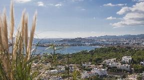 Mediterranean villa in best location of Ibiza with best views