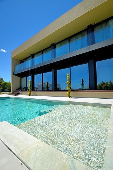 Modern and beautiful Villa located in Talamanca on Ibiza