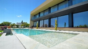 Modern and beautiful Villa located in Talamanca on Ibiza