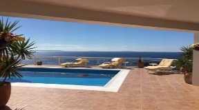 Nice Villa in Roca Llisa with amazing views and sunset.